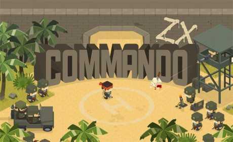 Commando ZX
