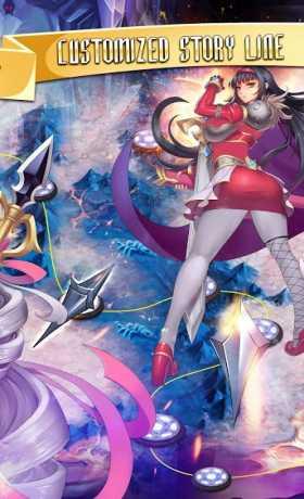 Cutie Riot - Anime Girls Clash