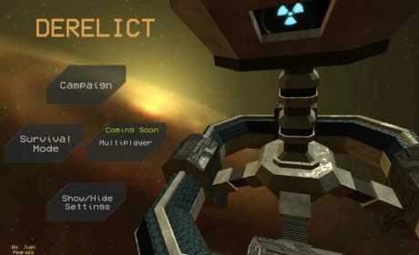 Derelict - FPS Game