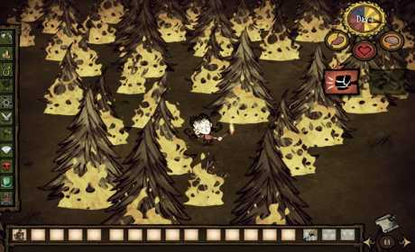 Don't Starve: Pocket Edition (Unreleased)