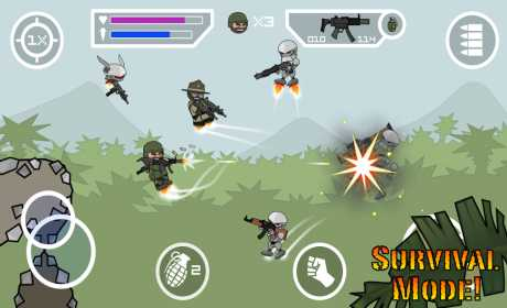 how to download mini militia mod apk for android
