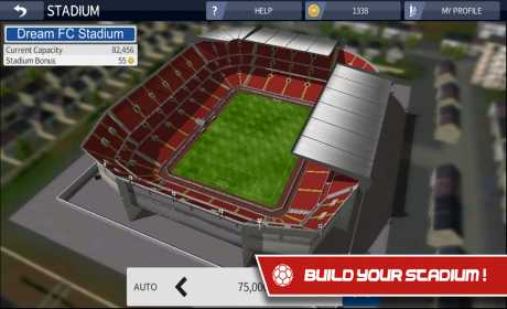 Dream League Soccer 2019 6 13 Apk + Mod Money + Data android