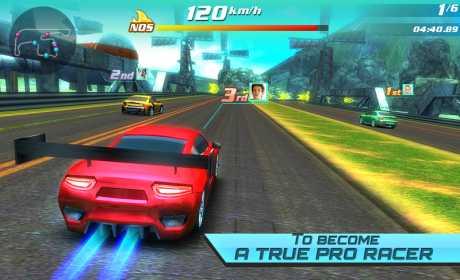 Drift car city traffic racer