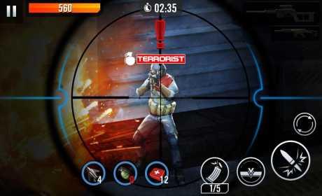 sniper killer 3d mod