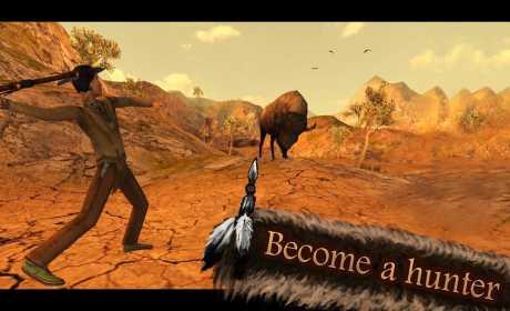 Evolution: Indian Hunter