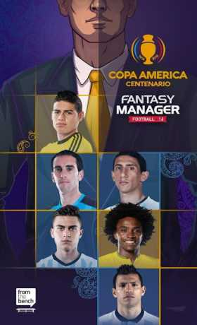Fantasy Manager Football 2016