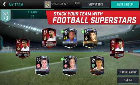 FIFA Football 12 6 03 Full Apk + Mod android Download