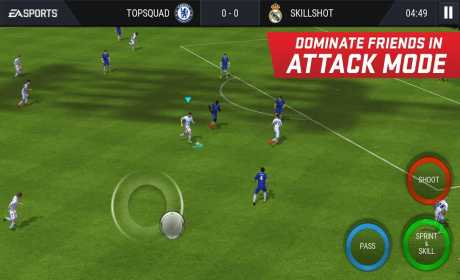 fifa mobile football apk revdl