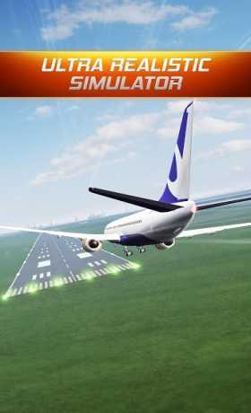 Flight Alert Simulator 3D Free