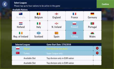 Football Manager Mobile 2017 v8 0 Apk android