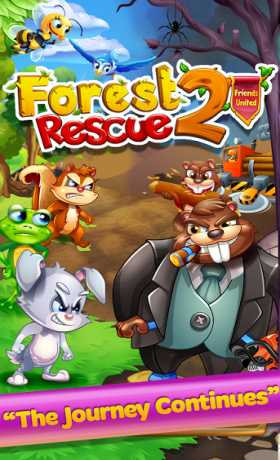 Forest Rescue 2 Friends United