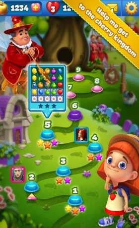 Fruit Land - match3 aventure