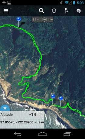 Gaia GPS: Topo Maps and Trails