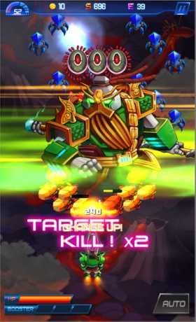 Galaxy Heroes : Clash of Robot