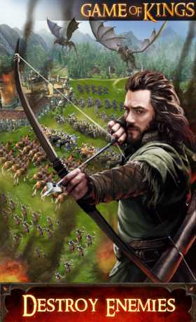 Game of Kings:The Blood Throne 1.3.1.33 Apk android