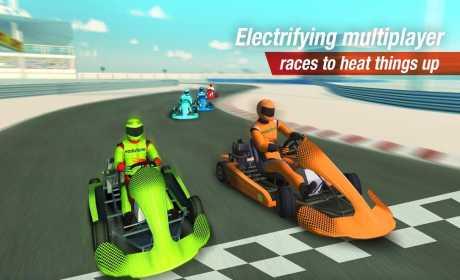 Go Karts Ultimate Multiplayer