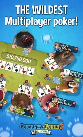 Governor Of Poker 3 Free 3 6 2 Apk For Android