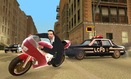 GTA: Liberty City Stories