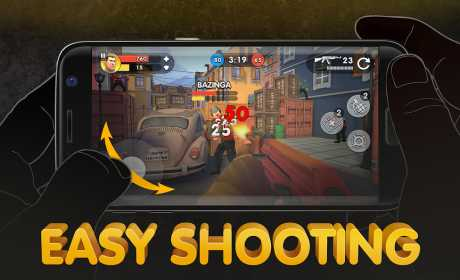 Guns Of Boom 5 0 0 Apk Mod No Recoil Android