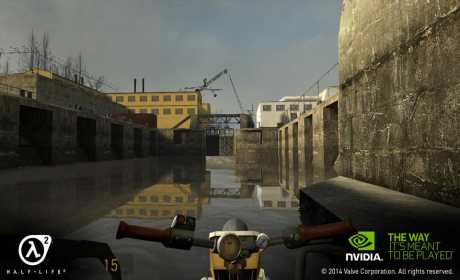Half-Life 2 v67 Apk + Data for android
