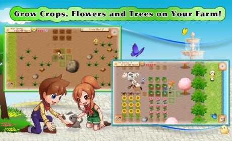 HARVEST MOON:Seeds Of Memories