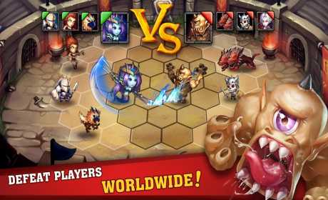 Heroes Tactics: War & Strategy