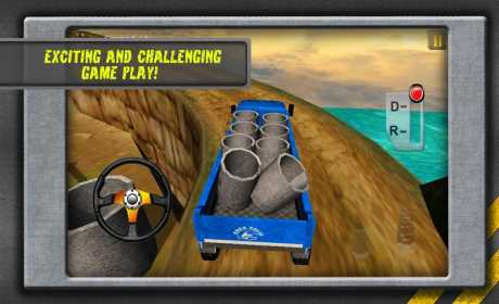 HILL CLIMB TRANSPORT 3D