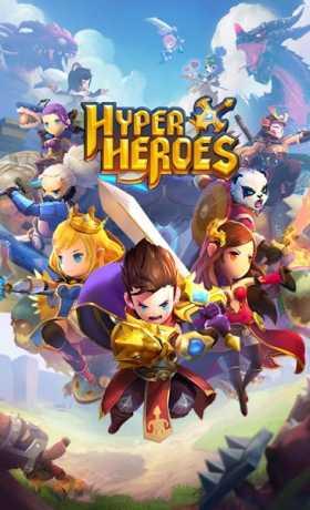 hyper heroes mod apk unlimited money