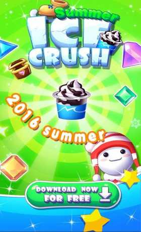 Ice Crush - 2016 Summer Event