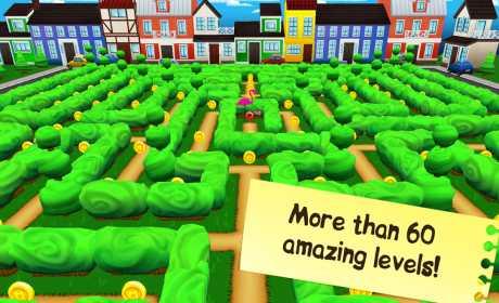 InaMaze: Labyrinths
