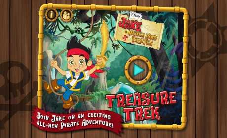Jake's Treasure Trek