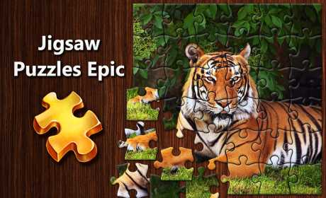 Jigsaw Puzzles Epic 1 4 1 Apk Mod Android