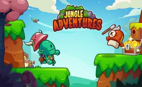 Jungle Adventures of Mario
