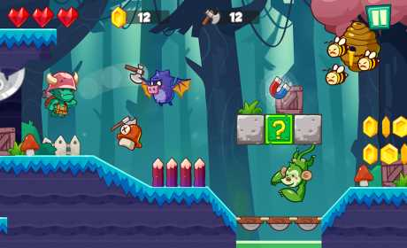 jungle adventures of mario v1 7 apk android. Black Bedroom Furniture Sets. Home Design Ideas