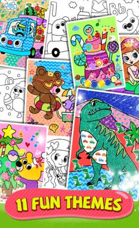 Kids Coloring Fun V14 Apk For Android