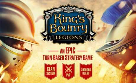 King's Bounty Legions 1.9.245 Apk + Data for Android