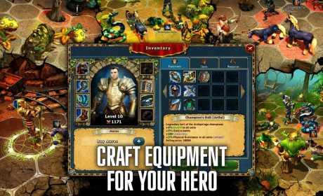 King's Bounty: Legions Screenshots