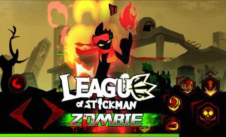 league of stickman mod apk latest update