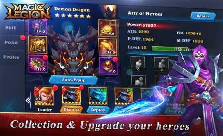 Magic Legion v2 0 0 0 Apk for android