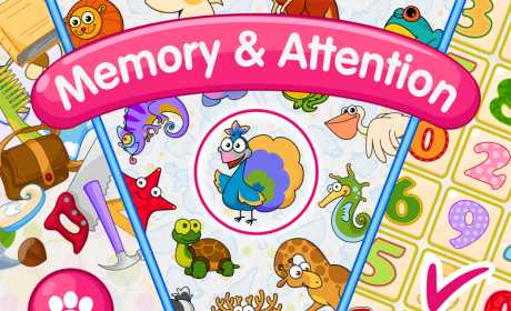 Memory games for kids 4 years