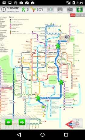 Metro ★ Navigator