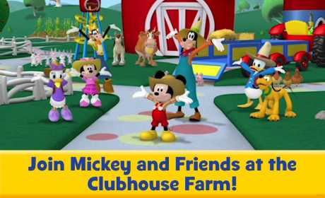 Mickey and Donald Have a Farm