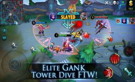 Mobile Legends: Bang Bang 1 4 11 4369 Apk + Mod Map,One Hit