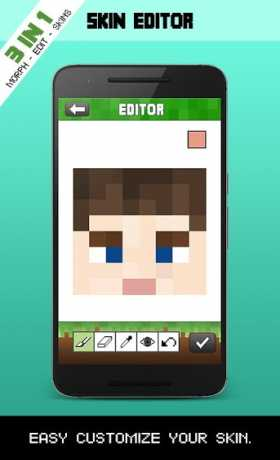 MorphCraft for Minecraft PE
