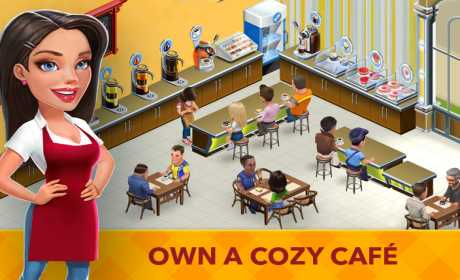 My Cafe: Recipes & Stories 2019 7 4 Apk + Mod Money + Data android