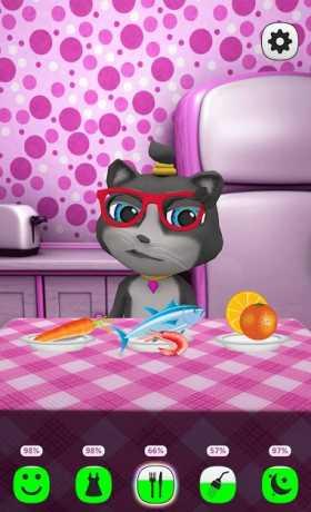 My Talking Kitty Cat