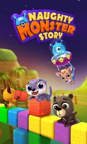 Naughty Monster Story