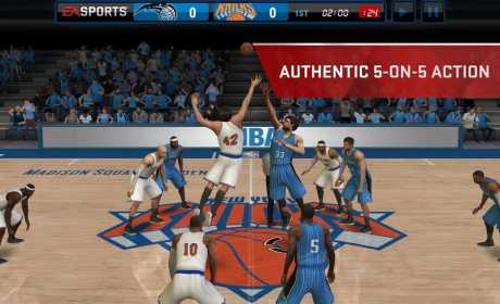 NBA LIVE Mobile 3 5 01 Apk android + Asia download
