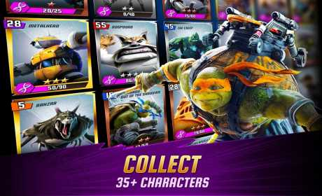 Ninja Turtles: Legends
