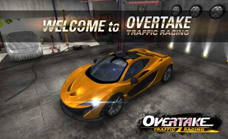 Image result for Overtake : Traffic Racing APK